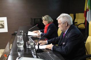 """Conferencia """"Infancia y juventud de Felipe Trigo en Badajoz"""" 30/11/2016"""