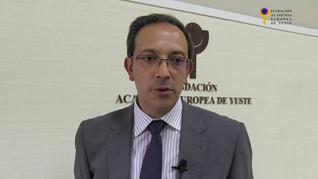 """Conferencia """"La visión de Europa"""", D. Juan Manuel Rodríguez Barrigón 02/11/2017 20.00 h."""