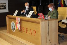 Celebración de los cinco años de vida del Boletín de la Biblioteca de la RSEEAP, 25/03/2021