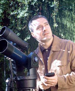 """Conferencia """"Astronomía en la vida cotidiana"""" D. David Galadí Enríquez 16/10/2018 20.00 h."""