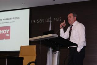 """Conferencia """"Periodismo y sociedad digital"""""""