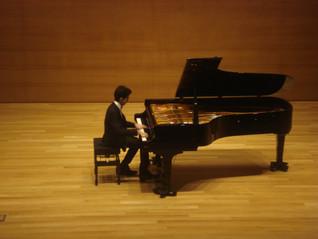 Concierto de piano del Conservatorio Superior de Música de Badajoz. Miércoles 22/03/2017