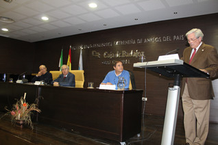 Acto de Homenaje a D. Pedro de Lorenzo con motivo de los 100 años de su nacimiento 21/11/2017