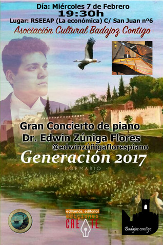 Encuentro lírico-musical 07/02/2018 19.30 h.