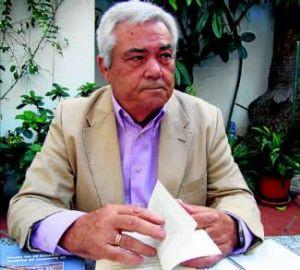 """Conferencia """"Infancia y juventud de Felipe Trigo en Badajoz"""" de D. Víctor Guerrero Cabanil"""