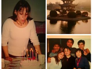 J'ai eu 18 ans en Chine, il y a 18 ans...