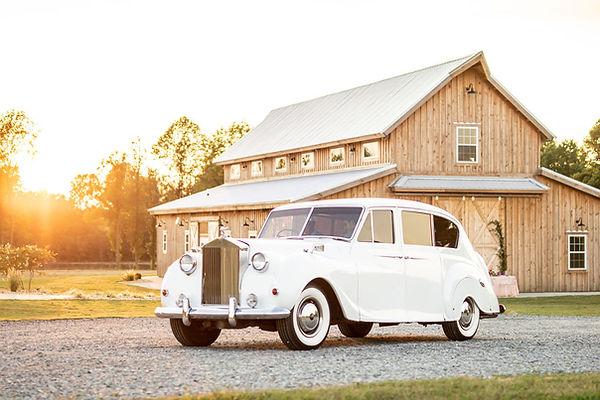 Raleigh Wedding Transportation