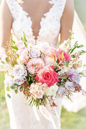Raleigh Wedding Florist Bouquet