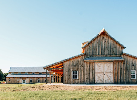 Friday Feature:  Water's Edge at Tart Farms