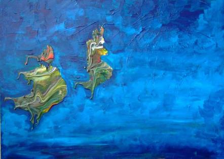 Danse des hippocampes