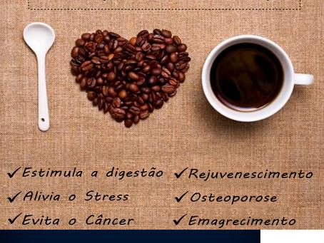 Benefícios do café!