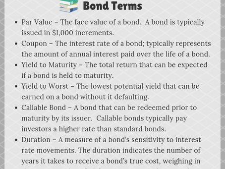 Infographic - Fixed Income Basics