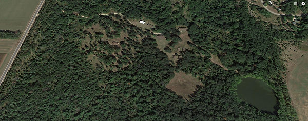 Google Maps Spring Lake Retreat Closeup.