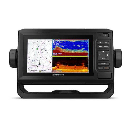 Garmin ECHOMAP™ UHD 62cv, w/GT24 ไทย