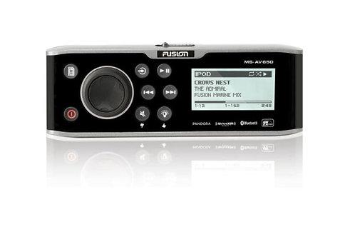 Fusion, MS-AV650 Stereo w/ DVD/CD player