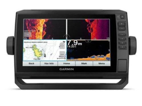 Garmin ECHOMAP™ UHD Plus 92sv, w/GT56UHD