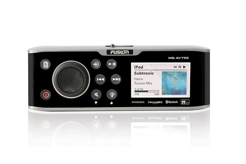 Fusion, MS-AV755 Marine Stereo with DVD/CD Player