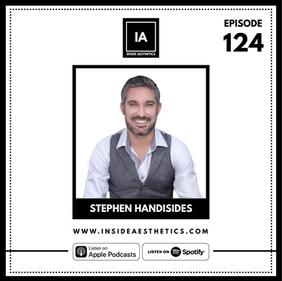 Episode 124 - Stephen Handisides