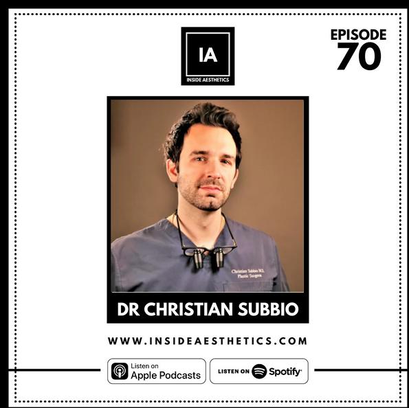 Episode 70 - Dr Christian Subbio