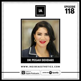 Episode 118 - Dr Pegah Dehdari