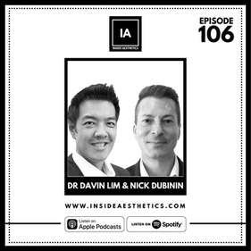 Episode 106 - Dr Davin Lim & Nick Dubinin