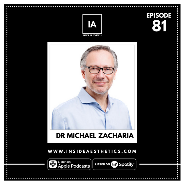 Episode 81 - Dr Michael Zacharia
