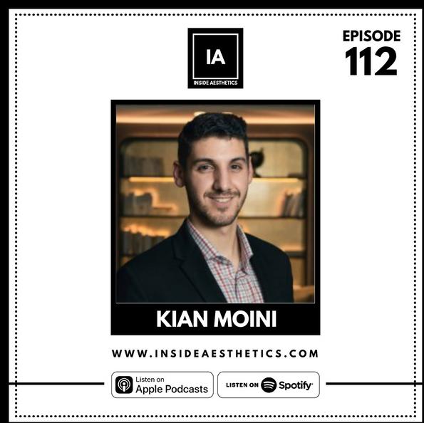 Episode 112 - Kian Moini