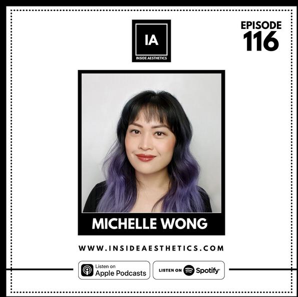 Episode 116 - Dr Michelle Wong