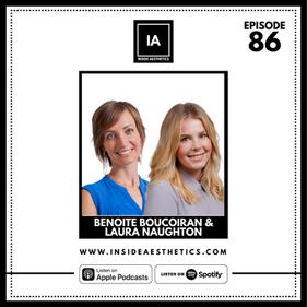 Episode 86 - Benoite Boucoiran & Laura N