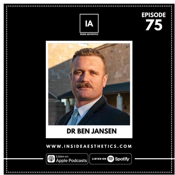 Episode 75 - Dr Ben Jansen