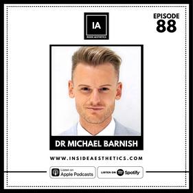 Episode 88 - Dr Michael Barnish