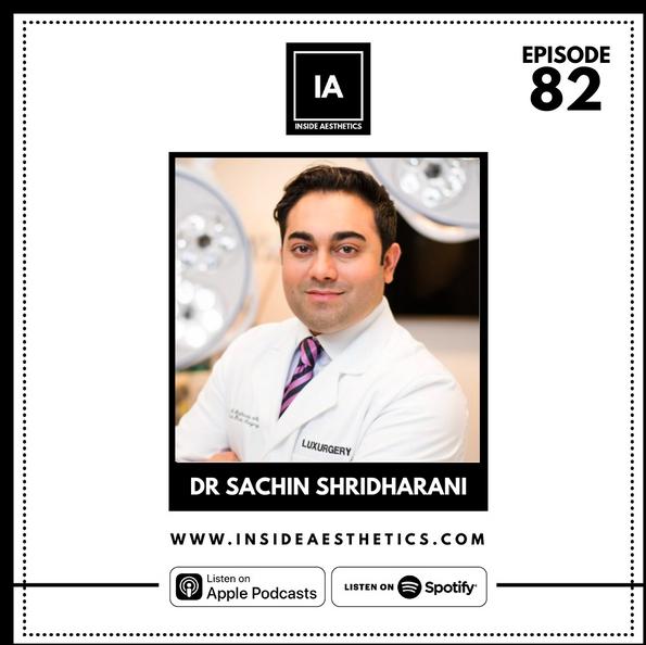 Episode 82 - Dr Sachin Shridharani