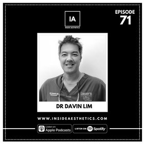 Episode 71 - Dr Davin Lim