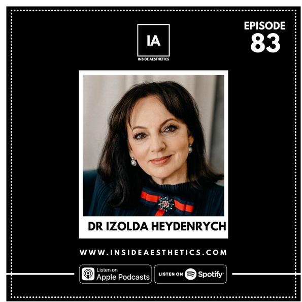 Episode 83 - Dr Izolda Heydenrych