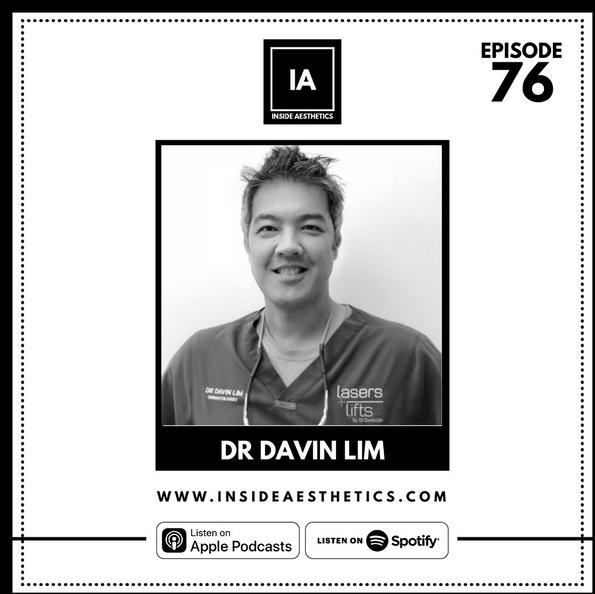 Episode 76 - Dr Davin Lim