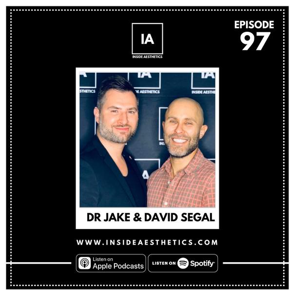 Episode 97 - Dr Jake and David Segal