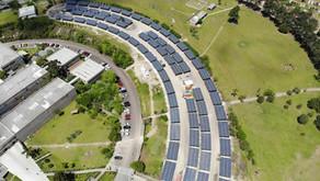 Carport UFPR – Alexandria Solar