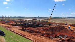 Cargill Brasil – Mesquita Construções – Laje Steel Deck