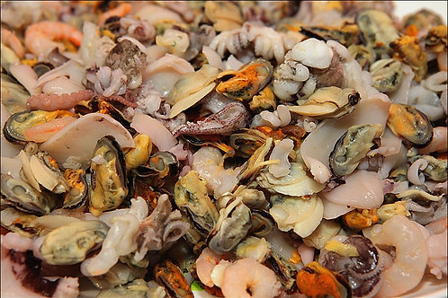 морепродукты, 50 гр