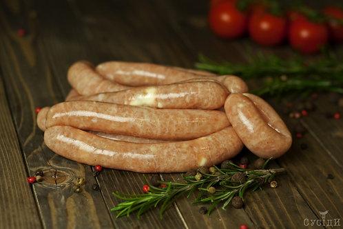 Колбаски для гриля из курицы, 1 шт, 150 гр