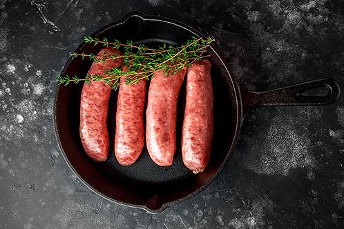 Колбаски для гриля из свиной шеи, 1 шт, 150 гр
