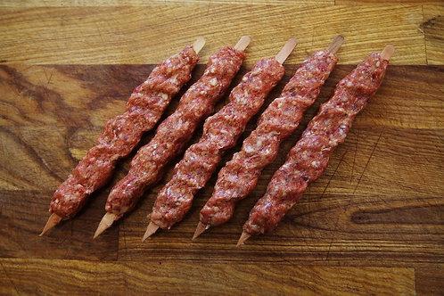 Люля кебаб из баранины  1шт, 220 гр