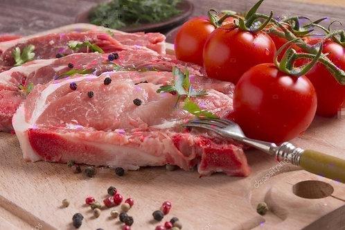 Стейк из свинины маринованный, 1шт, 260 гр