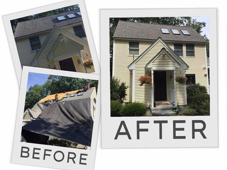 Asphalt Roof Roof in Meredith, NH!