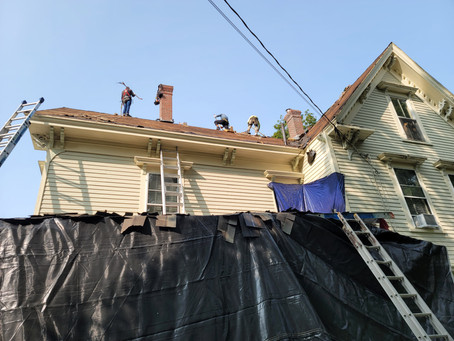 Certainteed Landmark Roof Replacement in Concord New Hampshire