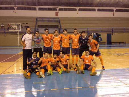 Futsal Masculino da Escola da URI está classificado para a final estadual