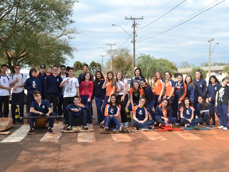 Escola da URI conclui o 6º Arrancadão Carrinho de Rolimã