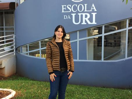 Professora da URI retorna de doutorado na Europa