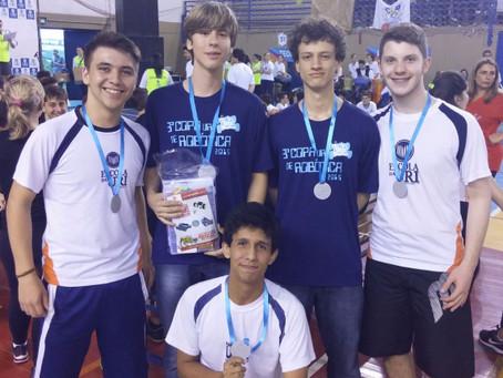 Equipe da Escola da URI sagrou-se Campeã na Copa de Robótica