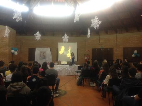 Escola da URI realizou Celebração de Ação de Graças
